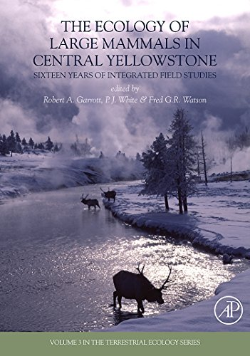 The Ecology of Large Mammals in Central Yellowstone: Volume 3