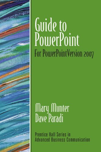 Guide to PowerPoint