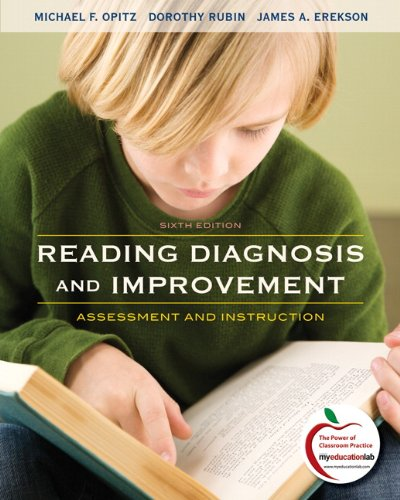 Reading Diagnosis and Improvement