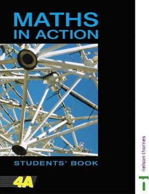 Maths in Action: Bk. 4A