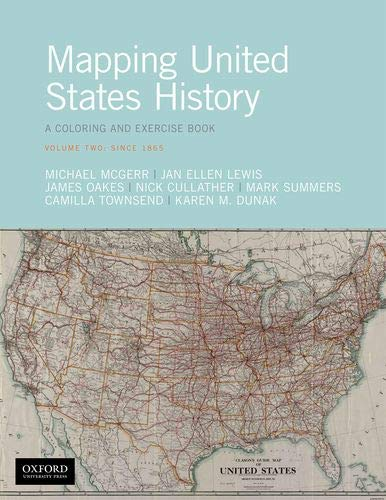 Mapping United States History