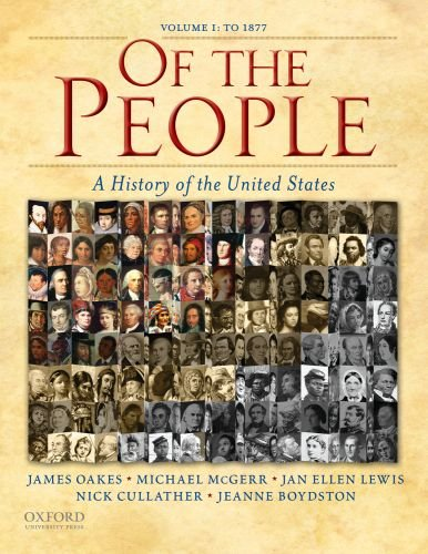 Of the People, Volume I