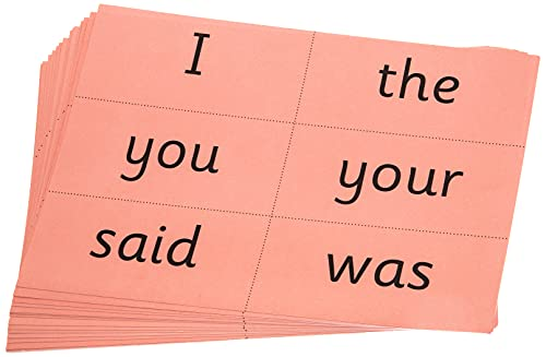 Read Write Inc. Phonics: Red Word Cards