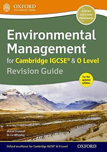 Environmental Management for Cambridge IGCSE (R) & O Level Revision Guide