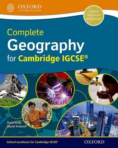 Complete Geograhy for Cambridge IGCSE