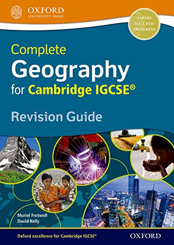 Complete Geography for Cambridge IGCSE (R) Revision Guide