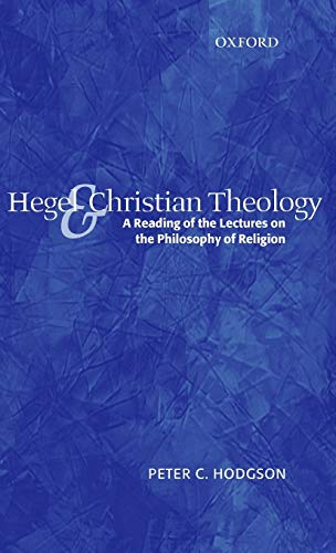 Hegel and Christian Theology