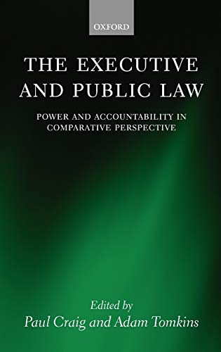 The Executive and Public Law