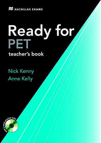 Ready for PET Teachers Book New Edition 2007