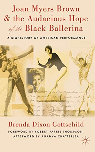 Joan Myers Brown and the Audacious Hope of the Black Ballerina