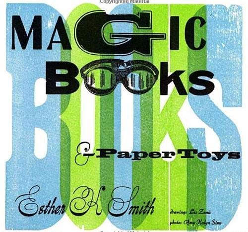 Magic Books and Paper Toys