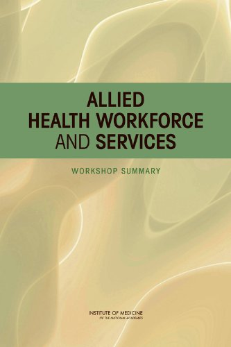 Allied Health Workforce and Services