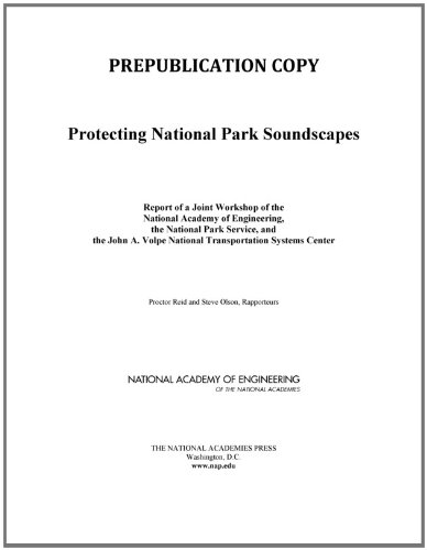 Protecting National Park Soundscapes
