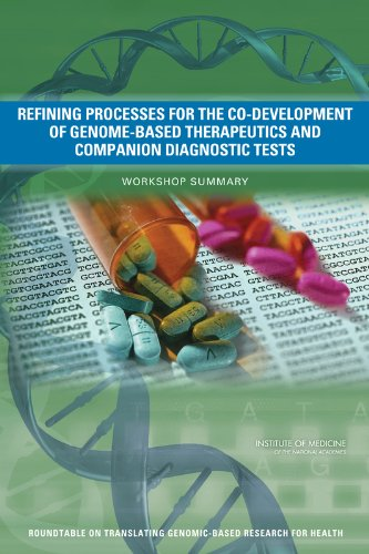 Refining Processes for the Co-Development of Genome-Based Therapeutics and Companion Diagnostic Tests