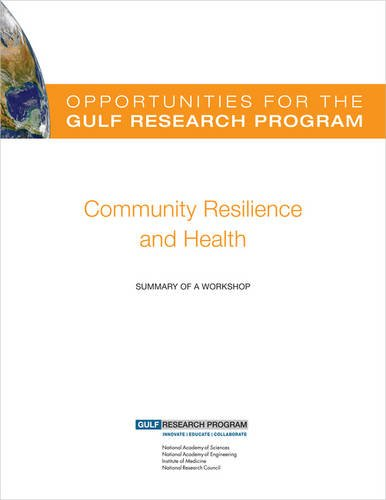 Opportunities for the Gulf Research Program