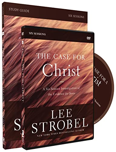 The Case for Christ Study Guide with DVD