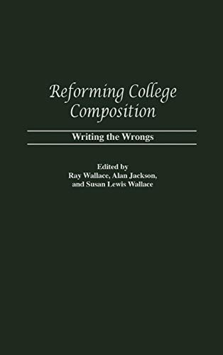 Reforming College Composition