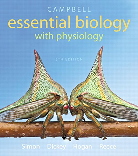 Campbell Essential Biology with Physiology Plus Mastering Biology with Etext -- Access Card Package