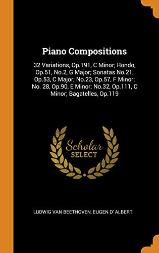 Piano Compositions
