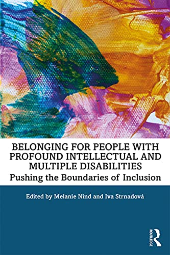 Belonging for People with Profound Intellectual and Multiple Disabilities