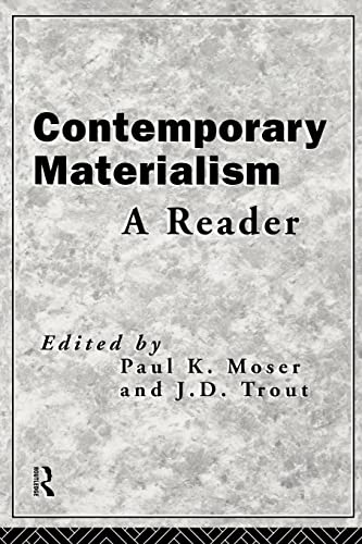 Contemporary Materialism
