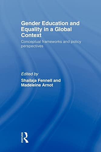 Gender Education and Equality in a Global Context