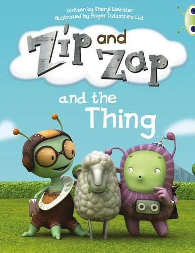 Bug Club Yellow A/1C Zip and Zap and the Thing 6-pack
