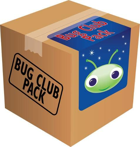 Bug Club Pro Independent Blue (KS1) Pack (May 2018)