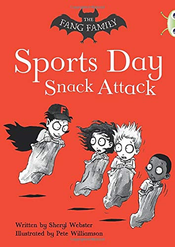 Bug Club Independent Fiction Year Two Gold A The Fang Family: Sports Day Snack Attack