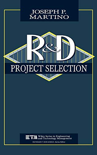 Research and Development Project Selection