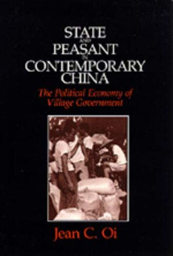 State and Peasant in Contemporary China