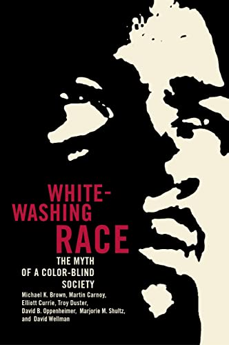 Whitewashing Race