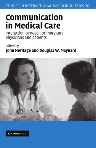 Communication in Medical Care