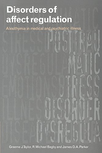 Disorders of Affect Regulation