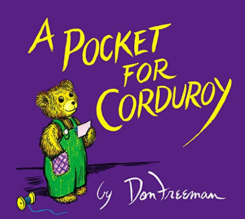 A Pocket for Corduroy: Book plus CD