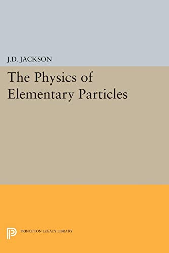 Physics of Elementary Particles