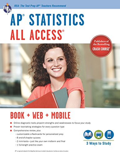 Ap(r) Statistics All Access Book + Online + Mobile