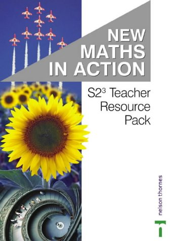 New Maths in Action: S2/3 Teacher's Resource Pack