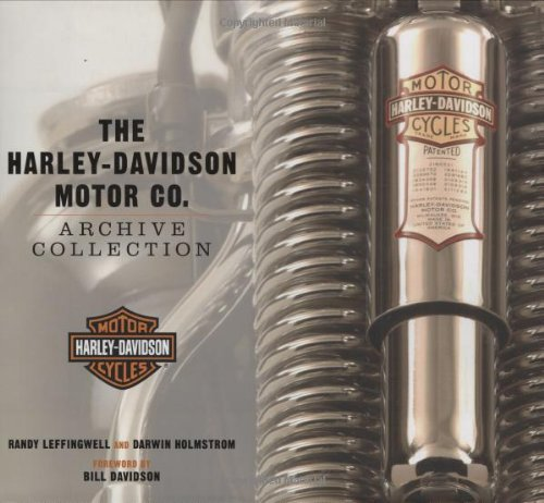 The Harley-Davidson Motor Co Archive Collection