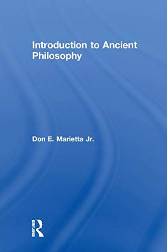 Introduction to Ancient Philosophy