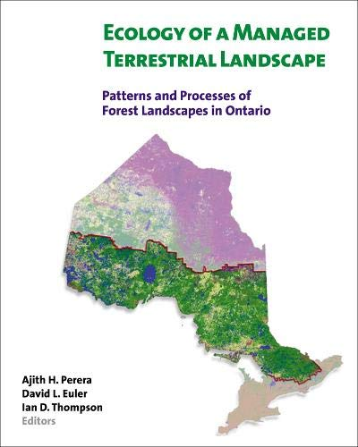 Ecology of a Managed Terrestrial Landscape
