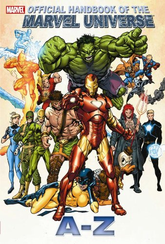 Official Handbook Of The Marvel Universe A To Z Vol.5
