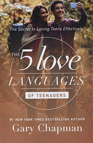 5 Love Languages of Teenagers Updated Edition