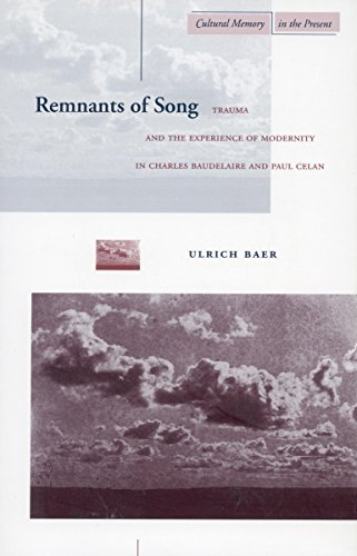 Remnants of Song