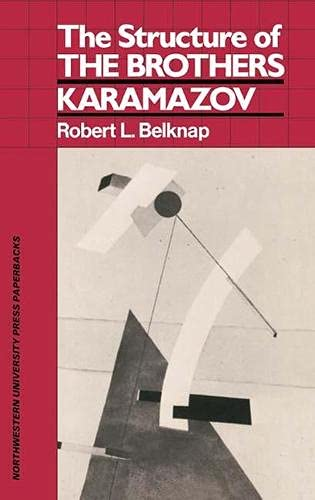 Structure of the Brothers Karamazov