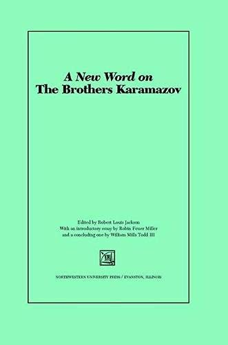 "A New Word on the """"Brothers Karamazov"