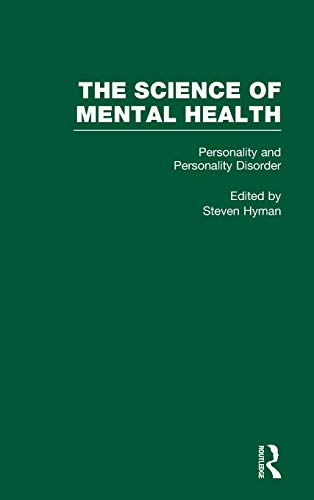 Personality and Personality Disorders