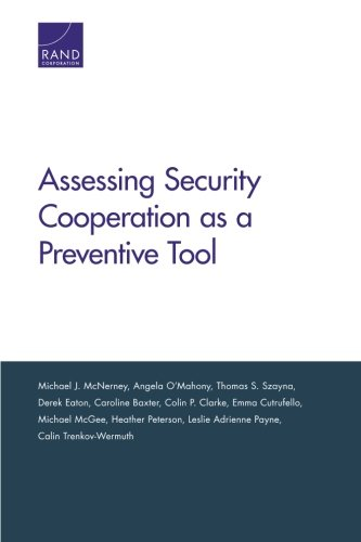 Assessing Security Cooperation as a Preventive Tool