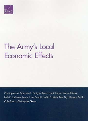 The Army's Local Economic Effects
