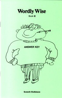 Wordly Wise Book C - Answer Key